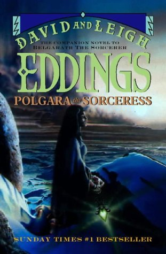 9780002243216: POLGARA THE SORCERESS (VOYAGER)