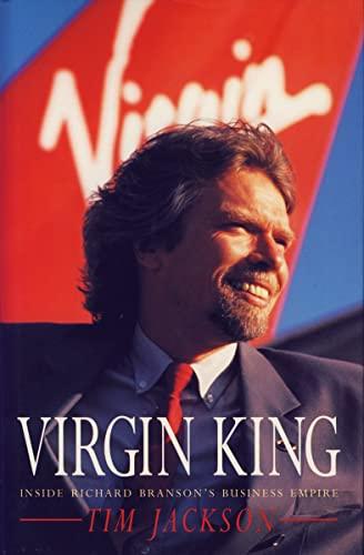 9780002243612: Richard Branson Virgin King