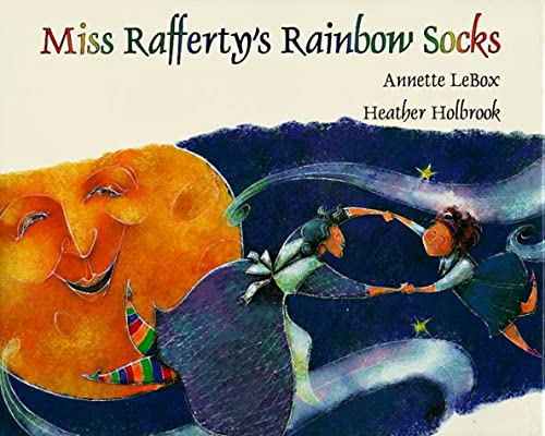 9780002243728: Miss Rafferty's Rainbow Socks