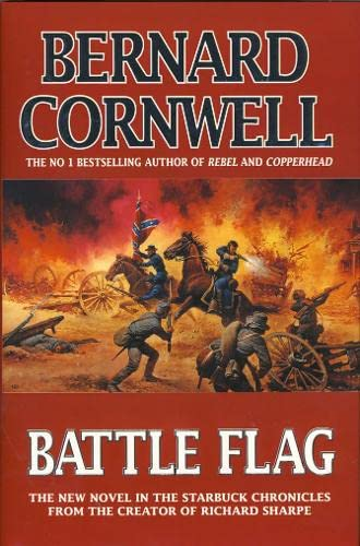 9780002244725: Battle Flag The Starbuck Chronicles Volume Three