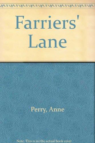 9780002245241: Farrier's Lane