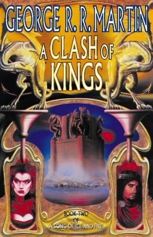 9780002245852: A Clash of Kings Book Two of A Song of Ice and Fire