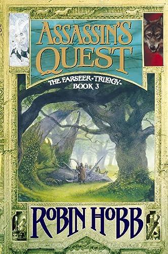 9780002246088: Assassin's Quest