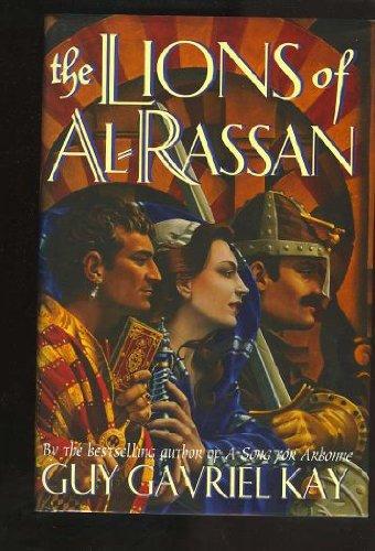 9780002246132: The Lions of Al-Rassan
