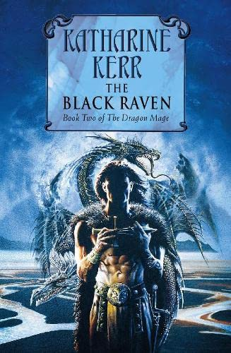 9780002246446: The Black Raven: book 2 of 'The Dragon Mage'.