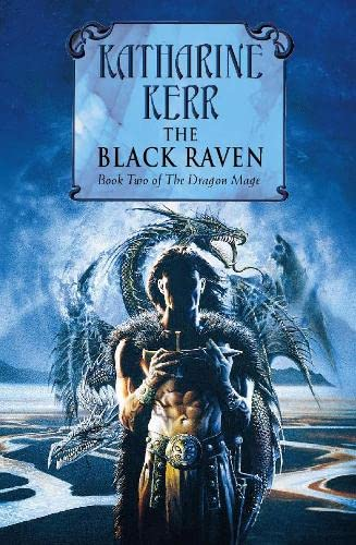 9780002246460: The Black Raven: Book Two of the Dragon Mage