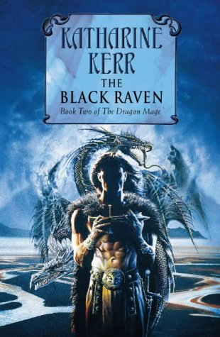 9780002246460: The Black Raven (Dragon Mage)