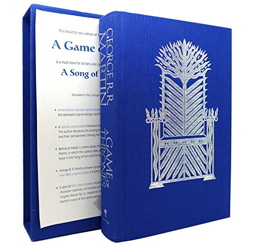9780002246576: A Game of Thrones: Book 1 of a Song of Ice and Fire