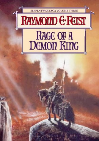 9780002246590: The Riftwar Cycle: The Serpentwar Saga Book 3 (11) - Rage of a Demon King