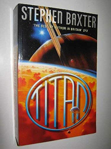 Titan (0002246740) by Stephen Baxter