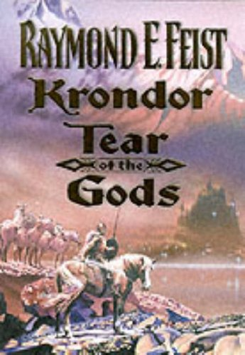 9780002246804: The Riftwar Legacy (3) - Krondor: Tear of the Gods (The Riftwar Saga)