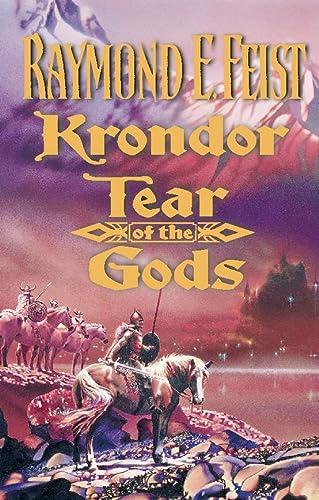 9780002246804: Krondor: Tear of the Gods (Riftwar Saga)