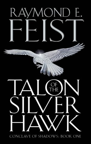 9780002246811: Conclave of Shadows (1) - Talon of the Silver Hawk