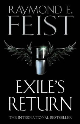 9780002246835: Exile's Return (Conclave of Shadows)