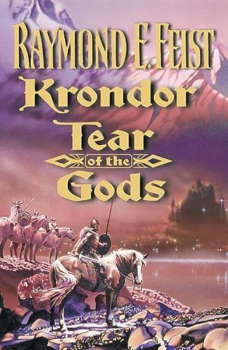 9780002246842: Krondor: Tear of the Gods (Riftwar Saga)