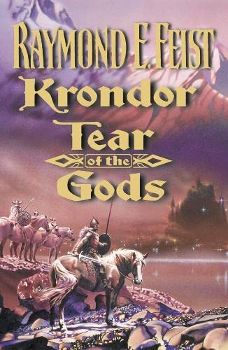 9780002246842: Krondor: Tear of the Gods (Riftwar Saga)