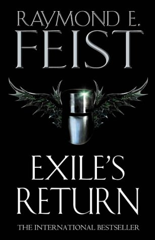 9780002246873: Exile's Return (Conclave of Shadows)