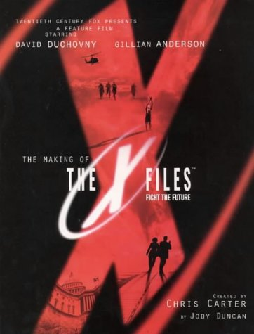 9780002246880: The Making of the X-Files Movie