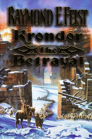 9780002246941: The Riftwar Legacy (1) - Krondor: The Betrayal (The Riftwar Saga)
