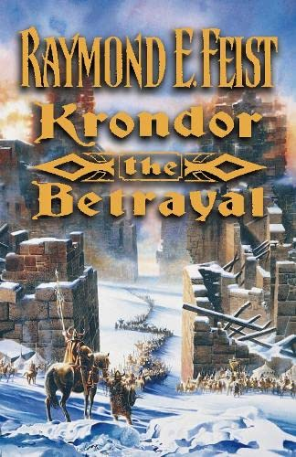 9780002246941: Krondor The Betrayal
