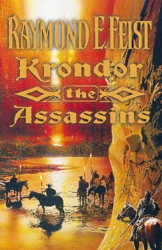 9780002246958: Krondor The Assassins - Book Two Of The Riftwar Lagacy