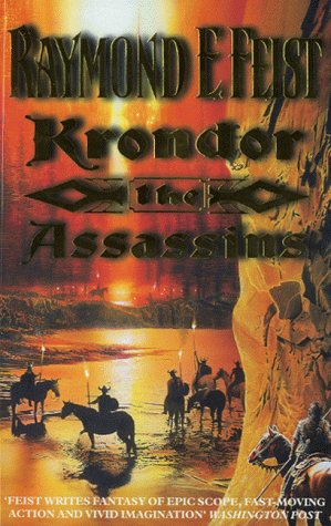 9780002247009: The Riftwar Legacy (2) – Krondor: The Assassins