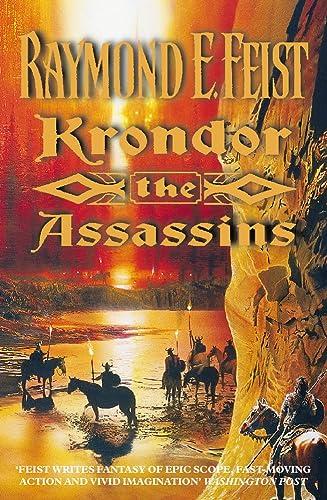 9780002247009: Krondor: The Assassins (The Riftwar Legacy)