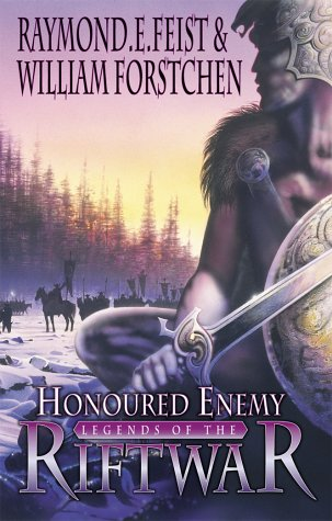 9780002247184: Honoured Enemy (Legends of the Riftwar, Book 1)