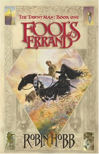 9780002247269: Fool's Errand