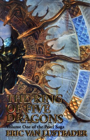 9780002247320: The Ring of Five Dragons: The Pearl Saga Volume One