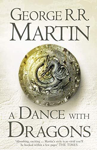 9780002247399: A dance with dragons: Book 5 of a Song of Ice and Fire