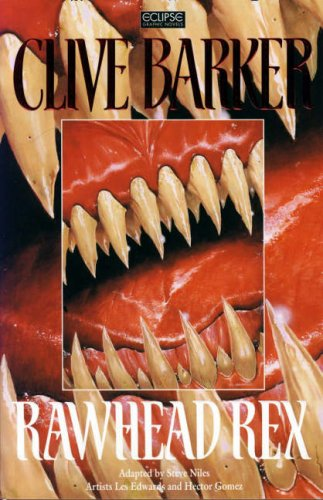 Rawhead Rex (0002249529) by Clive Barker