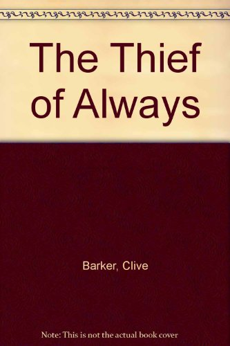 9780002249546: The Thief of Always