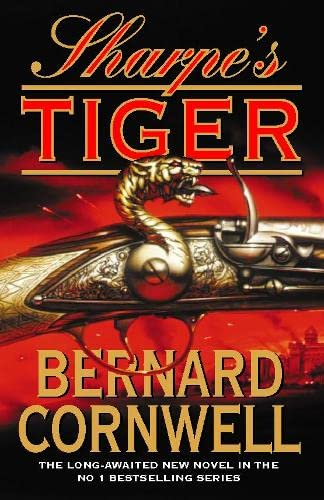 9780002250108: Sharpe's Tiger: The Siege of Seringapatam, 1799 (The Sharpe Series, Book 1)