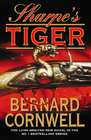 9780002250108: Sharpe's Tiger: Richard Sharpe and the Siege of Seringapatam, 1799 (Richard Sharpe's Adventure Series #1)