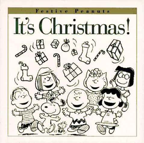 9780002250290: It's Christmas! (Festive Peanuts)