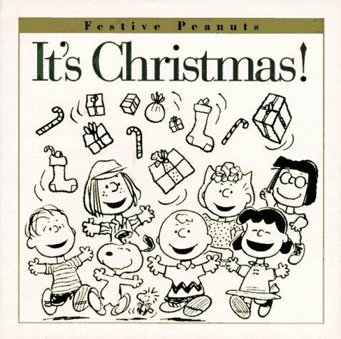 9780002250290: It's Christmas! (Festive Peanuts)