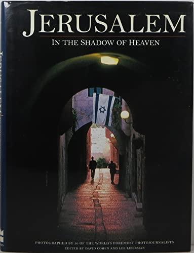 9780002250955: Jerusalem: In the Shadow of Heaven
