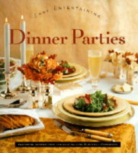 9780002251280: Dinner Parties (Easy Entertaining Series)