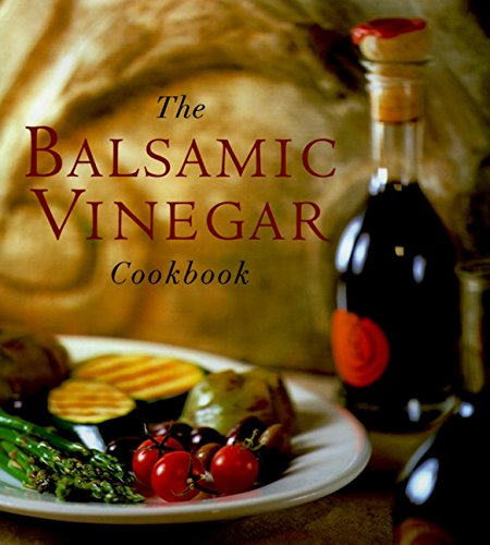 9780002251334: The Balsamic Vinegar Cookbook
