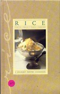 9780002252157: Rice (Gourmet Pantry)