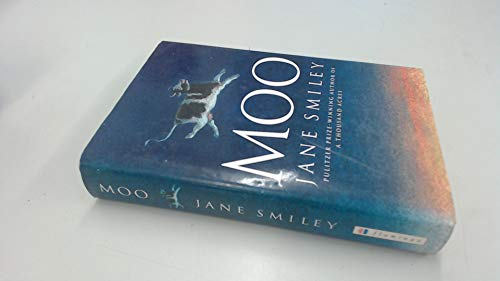 Moo-SIGNED & DATED FIRST PRINTING: Smiley, Jane