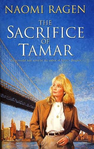 9780002252362: The Sacrifice of Tamar
