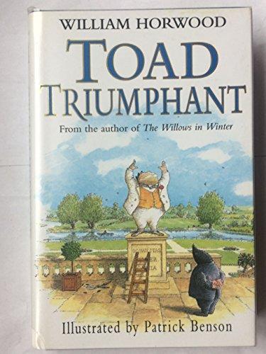 9780002253093: Toad Triumphant