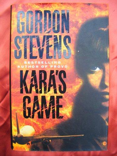 9780002253963: Kara's Game
