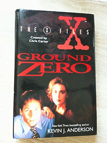 Ground Zero (The X-files) Signed Gillian Anderson & David Duchovny 1st 1st