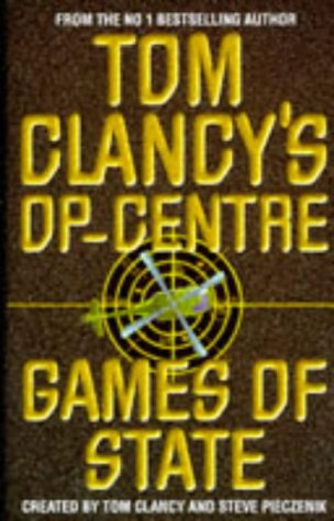 9780002254496: Tom Clancy's op-centre: games of state