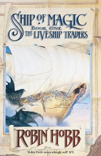 9780002254786: Liveship Traders 1  : Ship of Magic