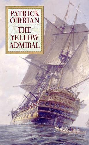 9780002255615: Yellow Admiral Uk 18