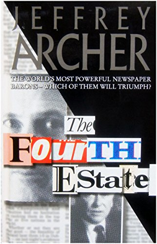 The Fourth Estate (9780002255677) by Jeffrey Archer